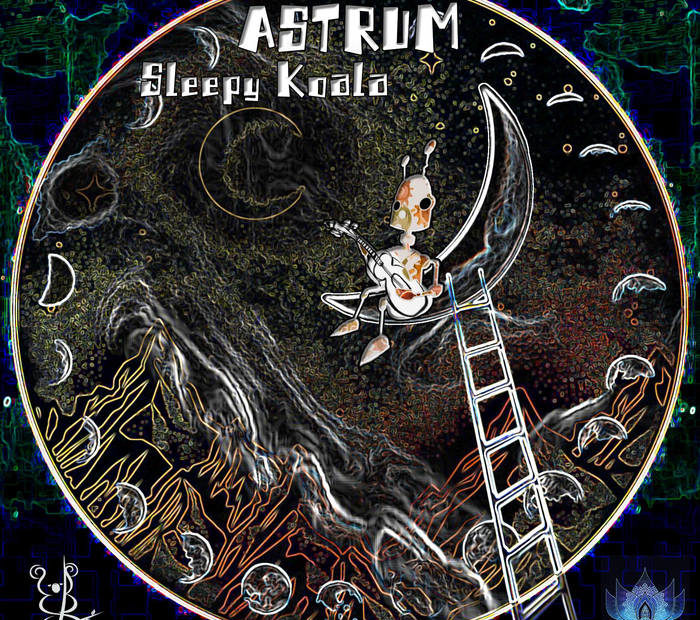 "Spacy downtempo from Sleepy Koala: ""Astrum"" EP"