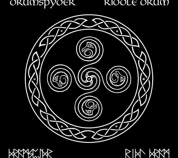 "Drumspyder releases new EP ""Riddle Drum"""