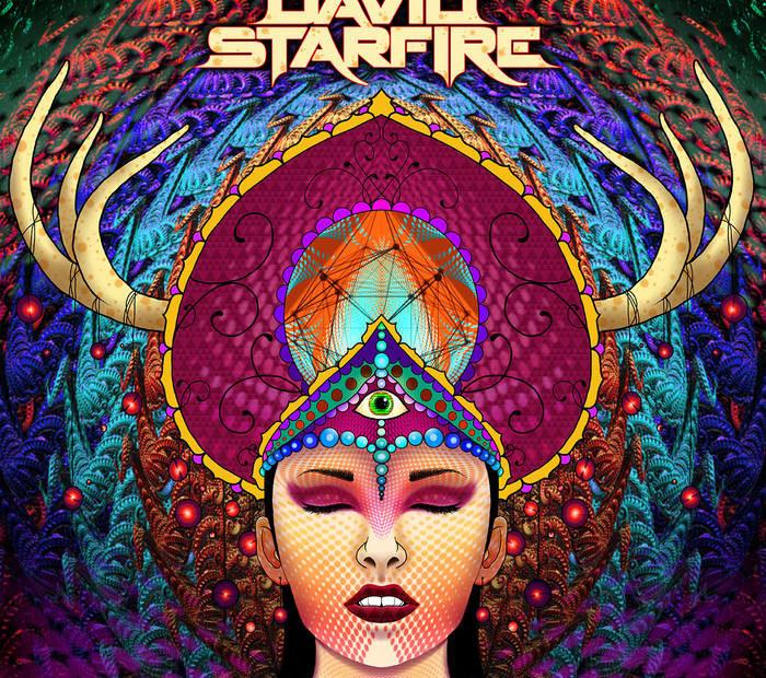 """David Starfire drops a 4-track EP """"Primal"""""""