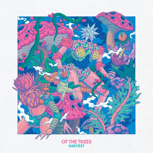 Get in Fall mode with Of the Trees' Harvest EP