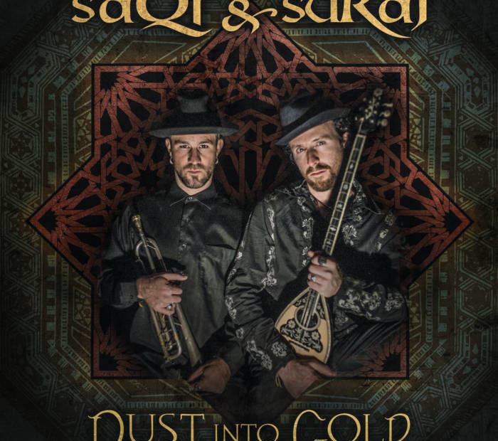 Dust Into Gold with saQi and suRaj out on Desert Trax