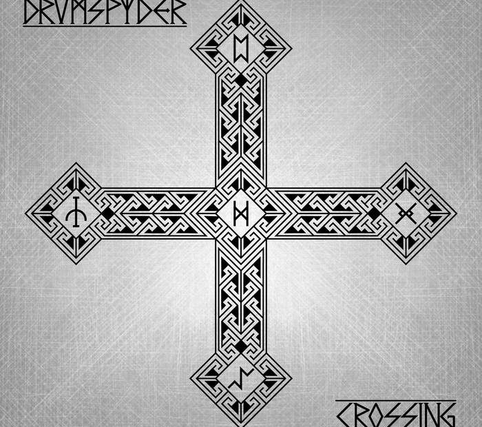 Get Celtic and Tribal with Drumspyder's new EP, 'Crossing'