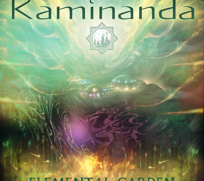 New Album from Kaminanda with 'Elemental Garden'