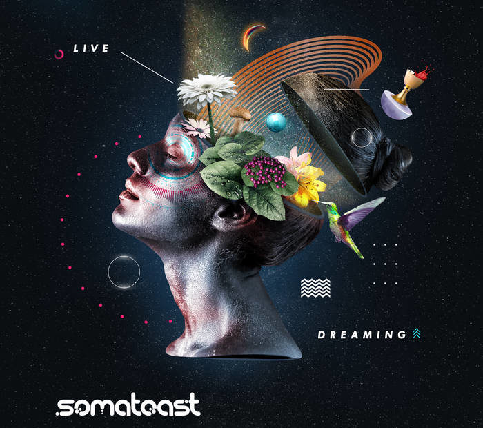 Hot Track from Somatoast's latest EP 'Live Dreaming'