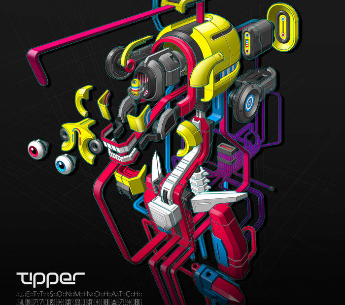 Tipper: he gives us the music