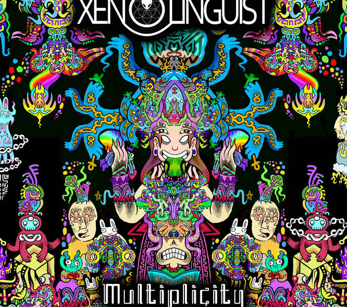 Full length album from Xenolinguist: Multiplicity