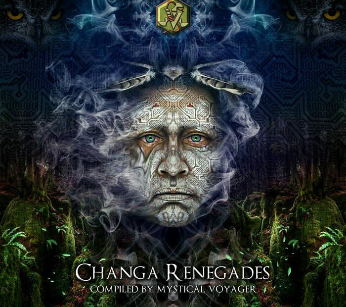 Visionary Shamanics releases a heady winter comp! Changa Renegades