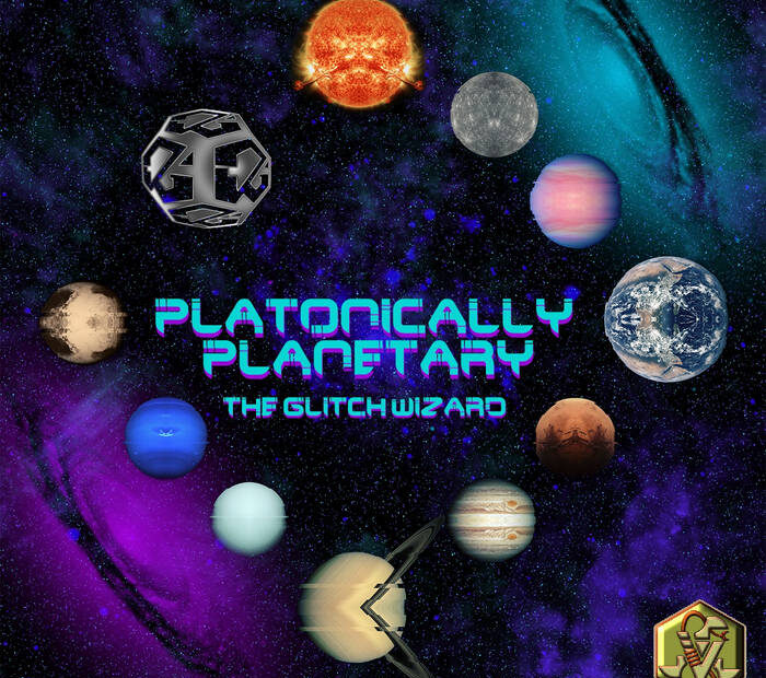 What Planet are we on?! Get PLATONICALLY PLANETARY